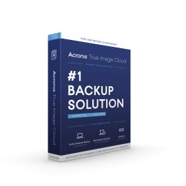 Acronis True Image 2017 Cloud 1PC 1AN