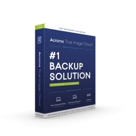 Acronis True Image 2017 Cloud 3PCS 1AN