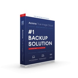 Acronis True Image 2017 Cloud 5PCS 1AN