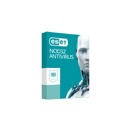 ESET NOD32 Antivirus - 1PC 2ANS