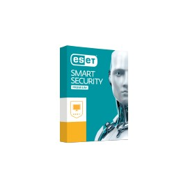 ESET NOD32 Smart Security - 2PC 1AN (Licence électronique)