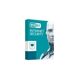 ESET NOD32 Internet Security - 1PC 1AN (Licence électronique)
