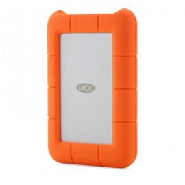 Disque dur LaCie SSD Rugged Thunderbolt/USB 3.0 de 500 Go