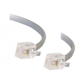 Cable RJ11 - 10 m