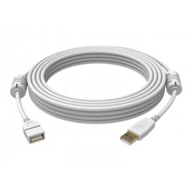 Câble d'extension USB 2.0 - 1 m F/M