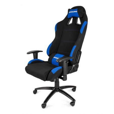 AKRacing Gaming Chair (Noir/Bleu)