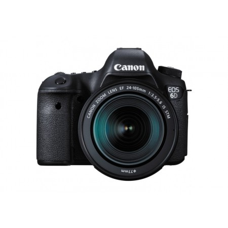 Canon EOS 6D Mark II + objectif EF 24-105mm f/3.5-5.6 IS STM