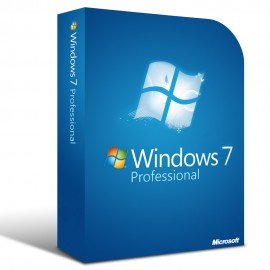 Licence Windows 7 Pro Sp1 x64