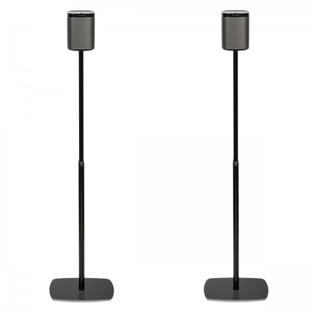 FLEXSON SONOS PLAY1 FLOORSTAND NOIR 2x