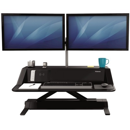 Fellowes Station Assis-debout Lotus DX