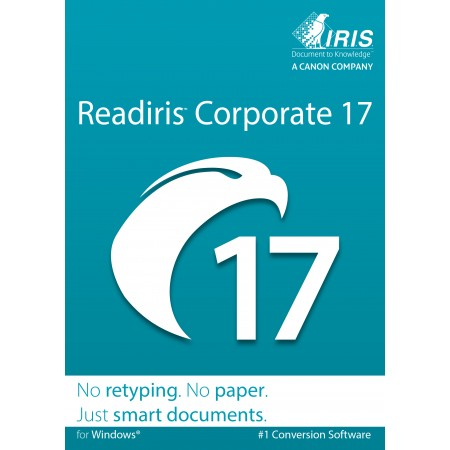 Readiris 17 pour Windows