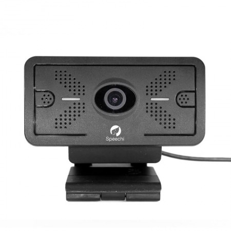 Webcam compacte Full HD Speechi SPE-MG-101