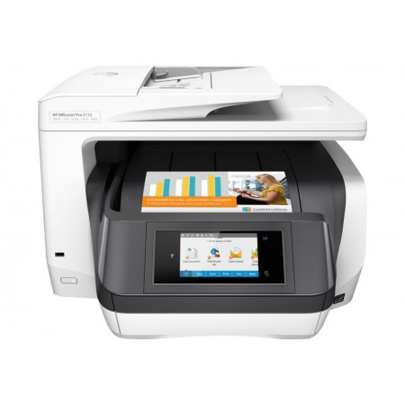 HP Imprimante Multifonction Officejet Pro 8730 all in one
