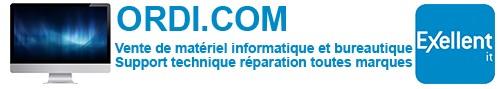 Ordi.com, Matériel informatique, Services informatique, Pièces détachées