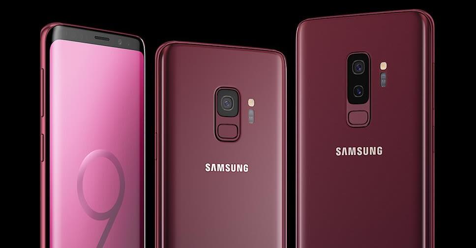 Samsung 9 et 9 Plus